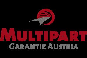 Logo: Garantiepartner Multipart Garantie Austria